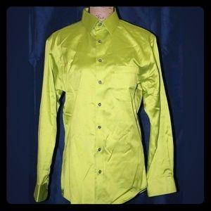 Murano Shirts - Murano Mens liquid cotton shirt CA